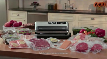 FoodSaver FM5000 Series TV Spot, 'Minimize Waste and Maximize Money' - Thumbnail 1