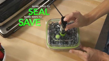 FoodSaver FM5000 Series TV Spot, 'Minimize Waste and Maximize Money' - Thumbnail 2