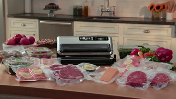 FoodSaver FM5000 Series TV Spot, 'Minimize Waste and Maximize Money' - 2894 commercial airings