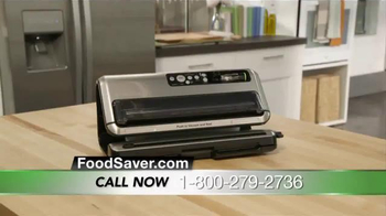 FoodSaver FM5000 Series TV Spot, 'Minimize Waste and Maximize Money' - Thumbnail 9