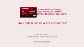 Bank of America BankAmericard Cash Rewards TV Spot, 'Christmas Morning' - Thumbnail 9