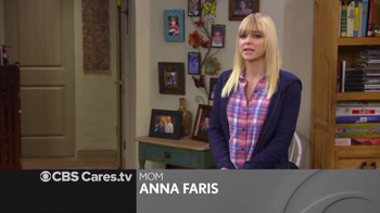 CBS Cares TV Spot, 'Breast Cancer' Featuring Anna Faris - 8 commercial airings