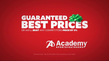 Academy Sports + Outdoors TV Spot, 'Hunting Boots for the Holidays' - Thumbnail 8