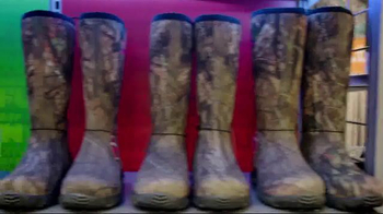 Academy Sports + Outdoors TV Spot, 'Hunting Boots for the Holidays' - Thumbnail 3