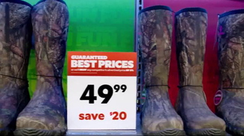Academy Sports + Outdoors TV Spot, 'Hunting Boots for the Holidays' - Thumbnail 4