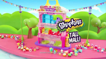 Shopkins Tall Mall TV Spot, 'Going Up'