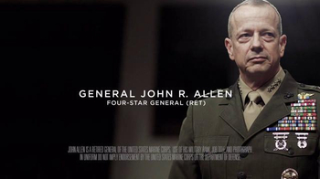 Hillary for America TV Spot, 'General Allen' - 348 commercial airings