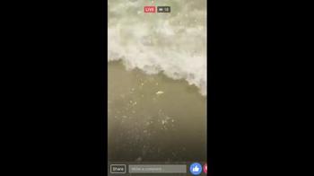 Facebook Live TV Spot, 'Beach' - Thumbnail 4
