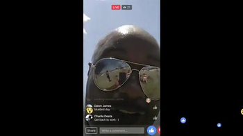 Facebook Live TV Spot, 'Beach' - Thumbnail 7