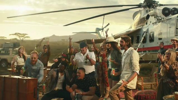 Dos Equis TV Spot, 'The New Most Interesting Man: Sand and the Serengeti' - Thumbnail 5