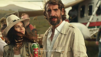 Dos Equis TV Spot, 'The New Most Interesting Man: Sand and the Serengeti' - Thumbnail 6