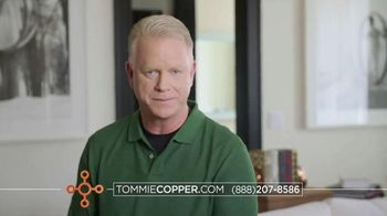 Tommie Copper TV Spot, 'Comfortable Compression' Featuring Boomer Esiason - 32 commercial airings