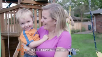Tommie Copper TV Spot, 'Comfortable Compression' Featuring Boomer Esiason - Thumbnail 1