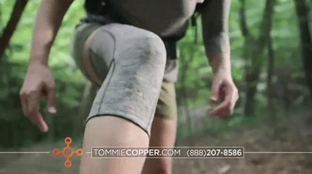 Tommie Copper TV Spot, 'Comfortable Compression' Featuring Boomer Esiason - Thumbnail 4