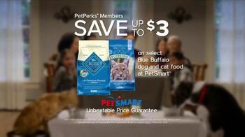 PetSmart TV Spot, 'Blue Buffalo: Holiday Dinner' - Thumbnail 4