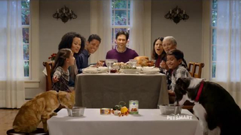 PetSmart TV Spot, 'Blue Buffalo: Holiday Dinner'