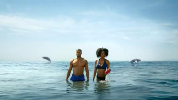 JBL Waterproof Speaker TV Spot, 'Water Dance' - Thumbnail 9