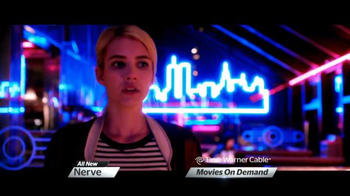 Time Warner Cable On Demand TV Spot, 'Nerve' - Thumbnail 1