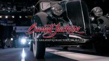 Barrett-Jackson TV Spot, 'Scottsdale' - Thumbnail 1