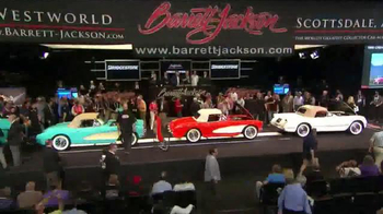 Barrett-Jackson TV Spot, 'Scottsdale' - Thumbnail 8