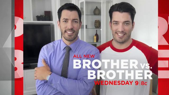 Dish Network Move-In Deal TV Spot, 'HGTV: Property Brothers Magic T-Shirt' - Thumbnail 7