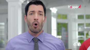 Dish Network Move-In Deal TV Spot, 'HGTV: Property Brothers Magic T-Shirt' - Thumbnail 3