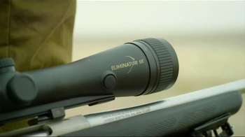 Burris Eliminator III TV Spot, 'Better Technology'