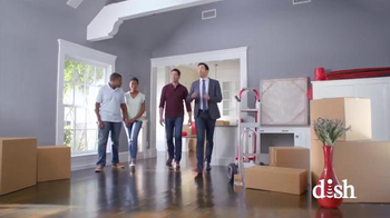 Dish Network Move-In Deal TV Spot, 'HGTV: Property Brothers Stalemate' - Thumbnail 1