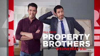 Dish Network Move-In Deal TV Spot, 'HGTV: Property Brothers Stalemate' - Thumbnail 7
