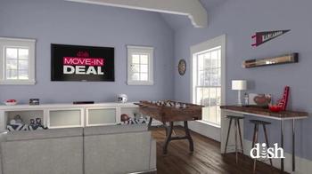 Dish Network Move-In Deal TV Spot, 'HGTV: Property Brothers Stalemate' - Thumbnail 3