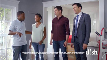 Dish Network Move-In Deal TV Spot, 'HGTV: Property Brothers Stalemate'