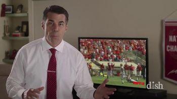 Dish Network Multi-Sport Pack TV Spot, 'Pro Football' Feat. Chris Fowler