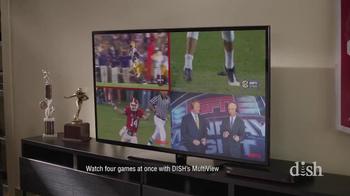 Dish Network Multi-Sport Pack TV Spot, 'Pro Football' Feat. Chris Fowler - Thumbnail 1