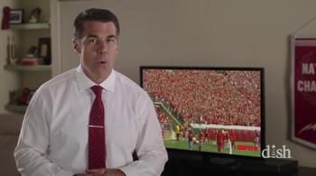 Dish Network Multi-Sport Pack TV Spot, 'Pro Football' Feat. Chris Fowler - Thumbnail 3