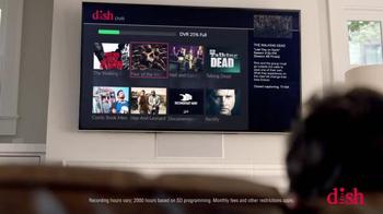 Dish Network Hopper TV Spot, 'The Walking Dead' Feat. Jeffrey Dean Morgan - Thumbnail 3