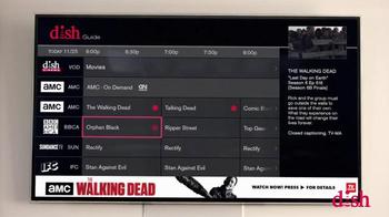 Dish Network Hopper TV Spot, 'The Walking Dead' Feat. Jeffrey Dean Morgan - Thumbnail 4