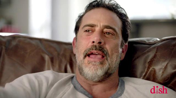 Dish Network Hopper TV Spot, 'The Walking Dead' Feat. Jeffrey Dean Morgan