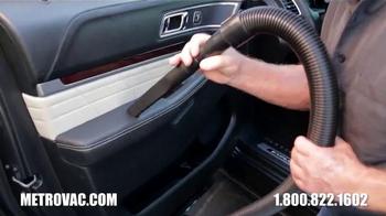 Metro Vac Vac 'N Blo Commercial Series TV Spot, 'Key Tool' Ft. Wayne Carini - Thumbnail 4