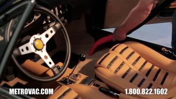 Metro Vac Vac 'N Blo Commercial Series TV Spot, 'Key Tool' Ft. Wayne Carini - Thumbnail 6