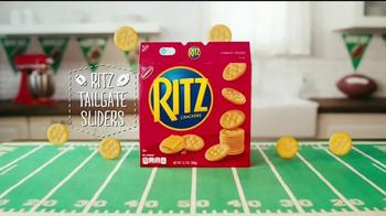 Ritz Crackers TV Spot, 'Tailgate Sliders' - Thumbnail 1