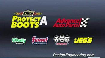 Design Engineering Protect-A-Boots TV Spot, 'Cooler Performance' - Thumbnail 6