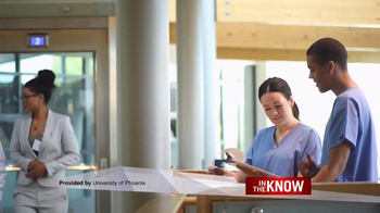 University of Phoenix TV Spot, 'In the Know: Training & Technology' - Thumbnail 1
