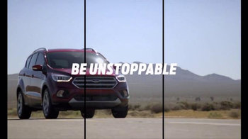 2017 Ford Escape TV Spot, 'Life is a Sport' - Thumbnail 10