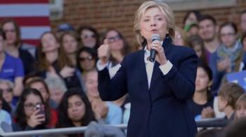 Hillary for America TV Spot, 'Last Straw' - Thumbnail 7