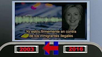 Future45 TV Spot, 'Illegal Words' [Spanish] - 804 commercial airings