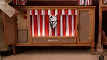 KFC $10 Chicken Share TV Spot, 'Breakthrough Bucket Technology' - Thumbnail 1