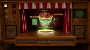 KFC $10 Chicken Share TV Spot, 'Breakthrough Bucket Technology' - Thumbnail 3