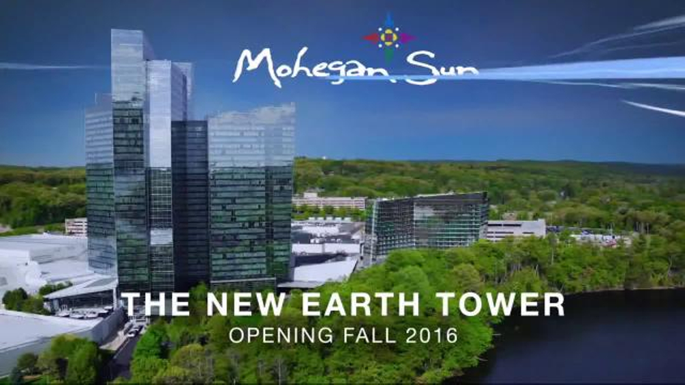 Mohegan Sun Earth Tower Tv Commercial Indulge In Life