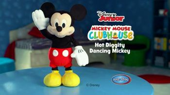 Mickey Mouse Clubhouse Hot Diggity Dancing Mickey TV Spot, 'Boogie' - Thumbnail 6
