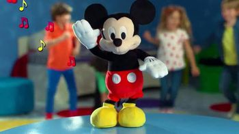 Mickey Mouse Clubhouse Hot Diggity Dancing Mickey TV Spot, 'Boogie'